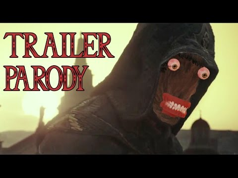 ASSASSIN'S CREED - Movie Trailer Parody