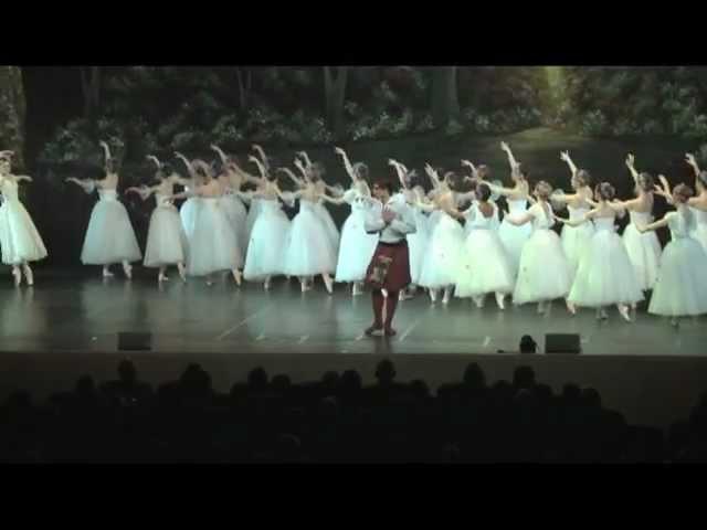 Monica Loughman Ballet, La Sylphide Part 2