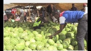 Endia a watermelon gukaya unyihu wa melon, Kagio