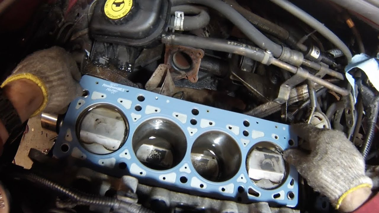 Dodge Plymouth Chrysler 2.4L Head Gasket&Timing Belt ...