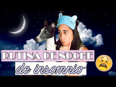 RUTINA DE NOCHE DE INSOMNIO ¡CON ALVARO KRUSE! - Fashion Diaries