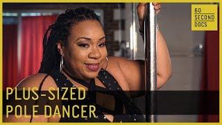 Download Lagu Plus-Sized Pole Dancer | Ro'Yale // 60 Second Docs Gratis STAFABAND