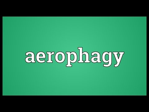 Header of Aerophagy