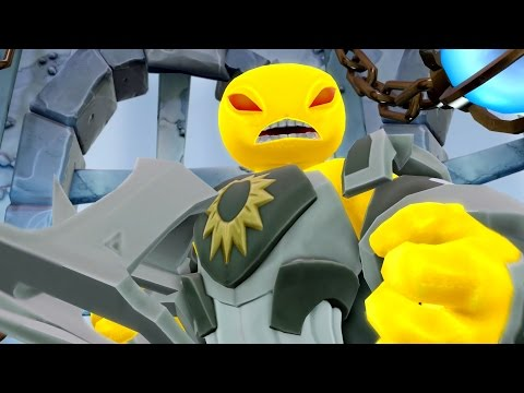 Skylanders: Trap Team - Luminous - Part 49