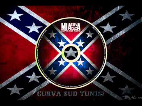 curva sud tunisi - الترجي حكاية طويلة