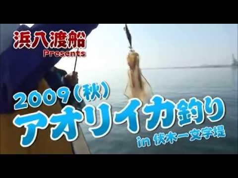 アオリイカ釣り 動画 ポイント