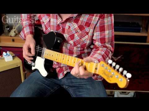 Fender Ancho Poblano Strat & Caballo Tono Tele Demo – Issue 397
