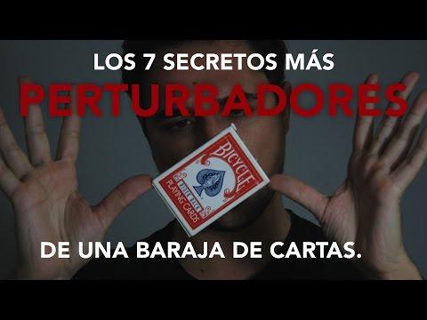 Los 7 Secretos Ma?s Perturbadores de las Barajas de Cartas - Homenaje a DrossRotzank