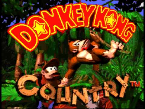 Donkey Kong Country OST (Super Nintendo)