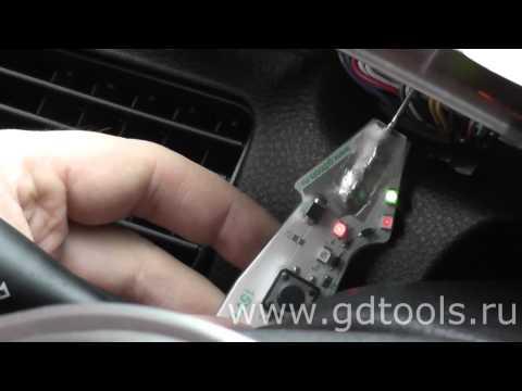Видео как проверить работу тахометра
