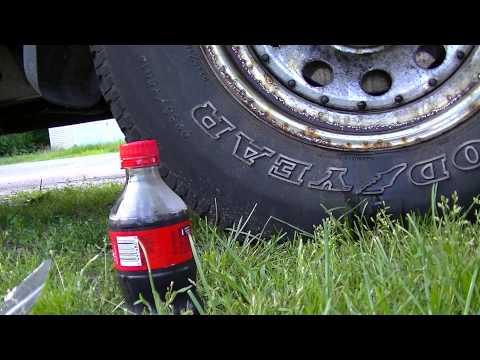 Garage Talk - Coke / Aluminum Foil trick for rust