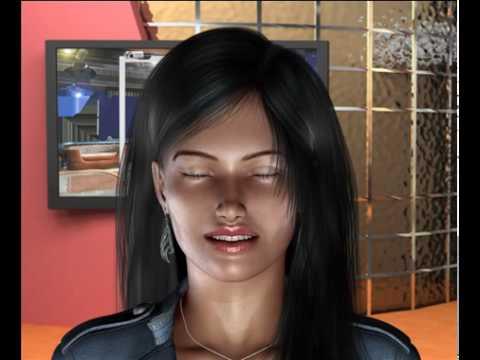 Virtual Assistant Denise 1.0 - Guile 3D Studio - Greetings