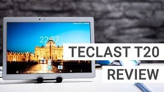 Teclast T20 Review: A 4G China Tablet With Premium Features