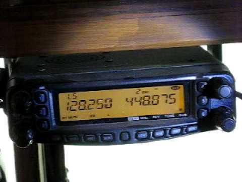 Yaesu FT-8900 - W1AEX