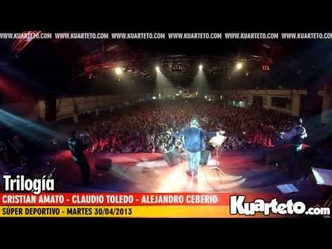 TRILOGÍA / Amato + Toledo + Ceberio - Kuarteto.com
