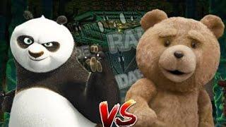 Po vs Ted [Olimpiadas De Rap Friki Legendarias] Arubato ft JazzGoes