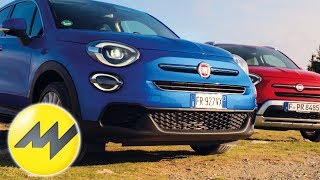 Fiat 500X | City Cross & Urban Mini-SUV | Motorvision