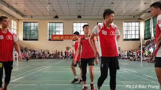 Từ Sơn + CA Hải Dương vs Quân Khu 3 + Huy Con   Giải bóng chuyền Vĩnh Bảo mở rộng 2018