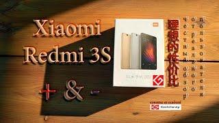 XIAOMI RedMi 3S. Обзор от реального пользователя.