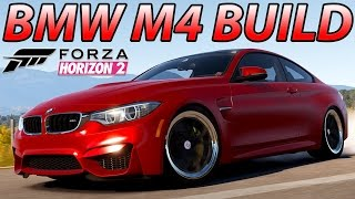 Forza Horizon 2 Custom Cars - #9 2014 BMW M4 + GTA 5 Next-Gen Plans/Hype & More