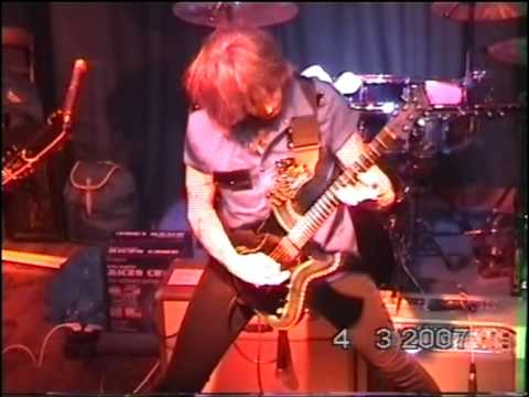 Michael Angelo Batio Guitar Clinic 2007 - Part #6