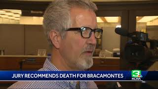Jury recommends death penalty for Luis Bracamontes