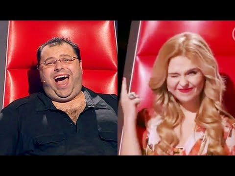 Diva's Aria from The Fifht Element  / The Voice of Russia Kids Victoria Oganisyan