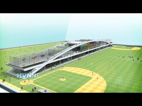 VIDEO: Sports KingDome Under Construction