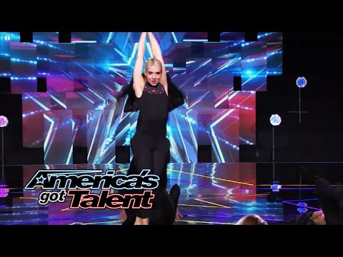 Bad Boys of Ballet: Dance Company Performs With Perfect Timing - America's Got Talent 2014