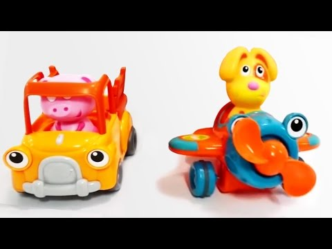 Дети и родители: Эмир изучает транспорт.