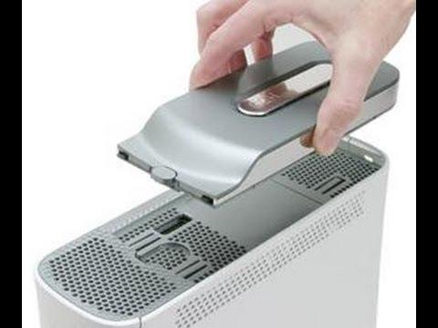 Crear Disco Duro Xbox 360 Fat y Slim