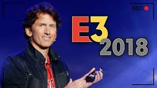 E3 2018 but it's funny