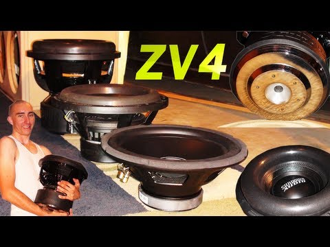 Sundown Audio Zv4 10 Sundown Audio Zv4 Unboxing And