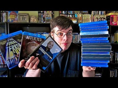 My Blu-ray Collection Update 6 21 14 Blu Ray And Dvd Movie Reviews video