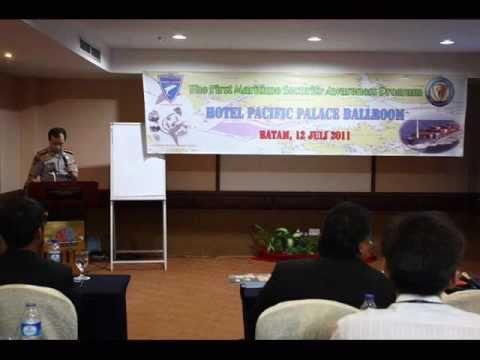 First Maritime Security Awaraness Program Part 1