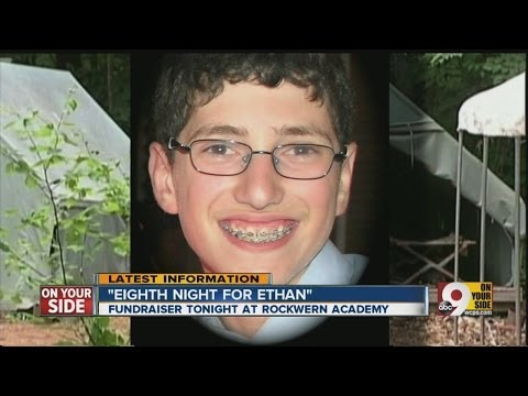 Ethan Kadish fundraiser Wednesday at Rockwern Academy