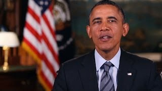 Weekly Address, Restoring Opportunity for All   2/1/14