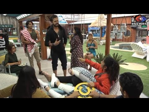 Bigg Boss 12 : Surbhi Rana Badly Angry On Sreesanth | BB 12 Day 18 Hightlights