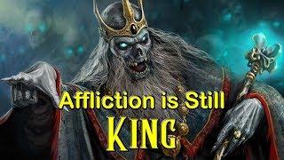 Affliction is still the King of BGs - Warlock PvP BG #13 | World of Warcraft WoW BFA 8.0.1