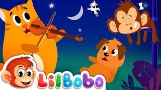 Hey Diddle Diddle by Little BoBo Nursery Rhymes - FlickBox Kids Songs