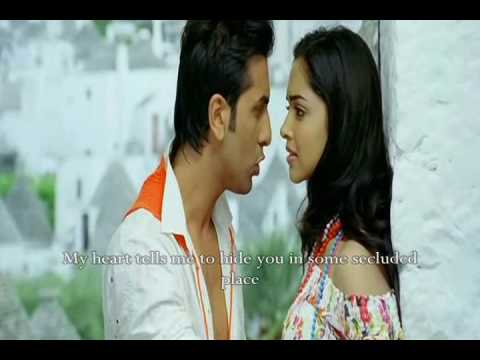 Bachna Ae Haseeno- Khuda Jaane (HD video & sound) with english...