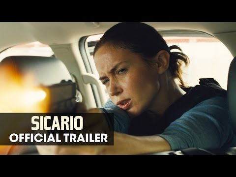 Sicario (2015 Movie - Emily Blunt) - Official Theatrical Trailer