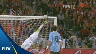 Spectacular semi-final goes Dutch