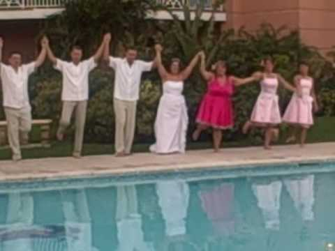 The Wedding Photo Process At Sandals