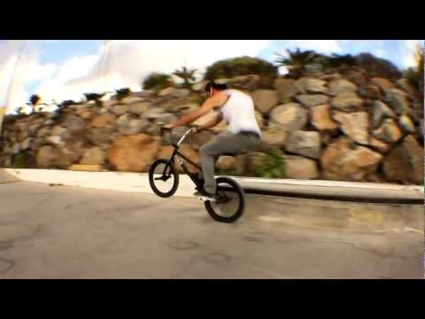 Team Hot Carlos First Bmx Edit