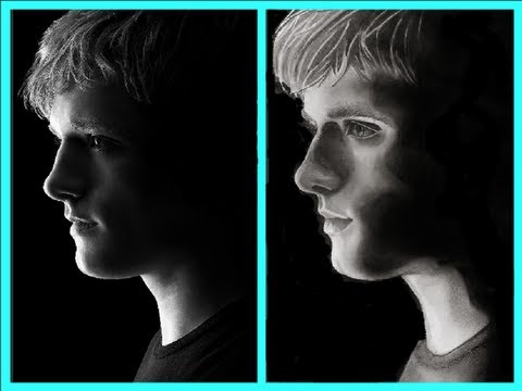 Peeta Mellark Drawing HD
