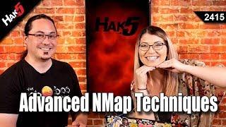 Advanced NMap Techniques - Hak5 2415