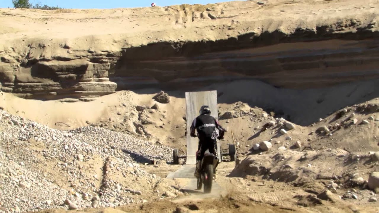 Dirt Bike Ramps Dirt Bike Ramp Jumps at The