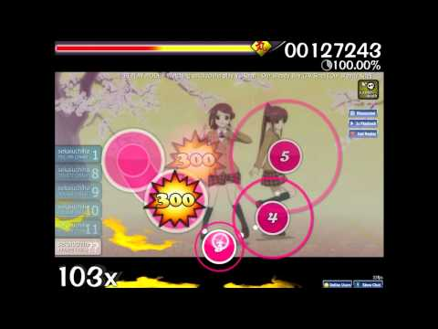 Kissxsis Ending - Full Dance (osu Version) video