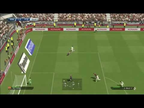 PES 2015 Gameplay  Real Madrid 2 - 0 FC Barcelona  PS3 HD